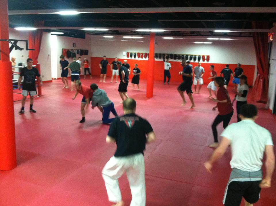 Precision MMA is now the biggest Poughkeepsie MMA Gym
